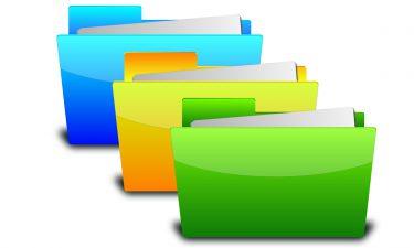 file folder graphic